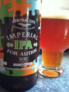 Central City IPA 4 Autism